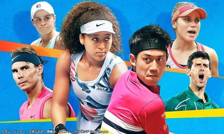 スラム テニス グランド グランドスラム女子シングルス優勝者一覧