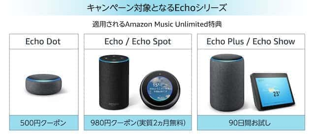 echo music unlimited