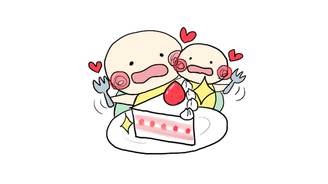 ハーブスのケーキ